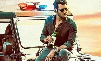 Dr. Ramadoss criticizes Vishal for 'Ayogya' first look poster
