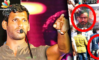 Nadigar Sangam has sent a notice to the channel : Vishal Speech