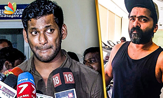 Simbu's Entry Surprised Everybody : Vishal Speech