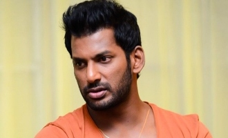 Vishal's strong response to theater owner!