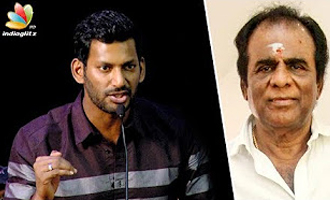 Vishal's Controversial Speech on Tamil Cinema Distributors