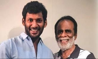 Vishal's father breaking statement about son's marriage