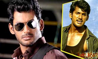 A shocking announcement from Vishal about 'Sandakozhi 2'