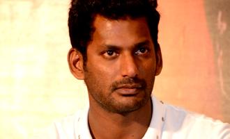 Vishal does it for Chennai flood victims