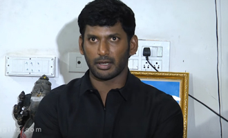 Can You Suspend Karunas Like How I Was Suspended??? : Vishal Speech