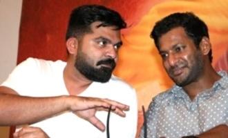 விஷால் மீது சிம்பு தொடர்ந்த வழக்கு: சென்னை ஐகோர்ட் அதிரடி உத்தரவு