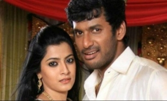 Vishal and Varalaxmi's long pending movie to finally see the light of day?
