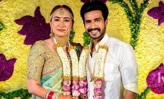 Vishnu Vishal-Jwala Gutta Wedding photos go viral