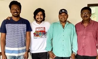 'ஜிவி' இயக்குனரின் அடுத்த படத்தில் பிரபல நடிகர்!