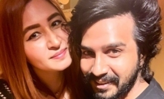 Vishnu Vishal and girlfriend Jwala Gutta's first video together goes viral