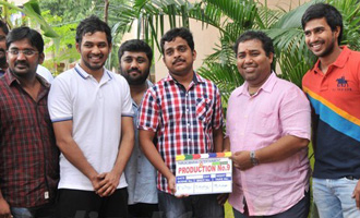 CV Kumar Upcoming Movies Pooja