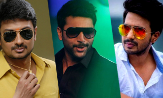 Jayam Ravi and Udhayanidhi Stalin come together for Vishnu