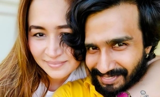 Vishnu Vishal's romantic photo with Jwala Gutta wins hearts!