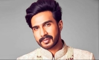 Vishnu Vishal shares photo of his lovely sister for the first time