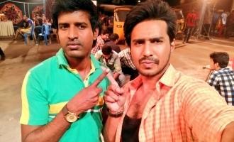 Vishnu Vishal reacts to allegations that his dad cheated Soori