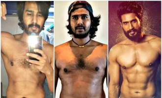 Vishnu Vishal releases inspiring video how he fought depression and alcohol addiction