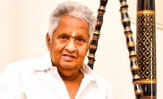 The famous director Visu passes away