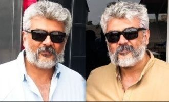 Thala Ajith's 'Viswasam' second look release date and time confirmed