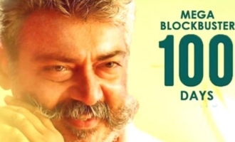 Thala Ajith's 'Viswasam' hits a record breaking mass century