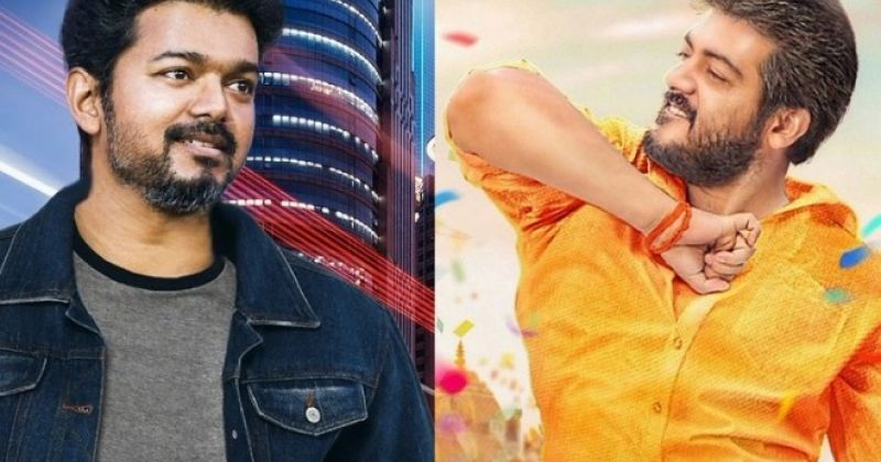 'Sarkar' and 'Viswasam'- Same day release