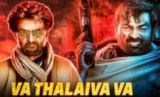 Va Thalaiva Va : Vivek Prasana Interview about Rajinikanth and Vijay Sethupathi