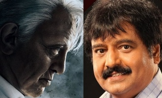 Vivek opens up on Indian 2!
