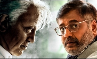 Did you know what character Vivek played in 'Indian 2' ?