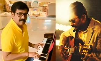 Actor Vivek's lovely musical tribute to Ilaiyaraja and Psycho!