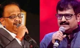 Vivek's musical tribute to the legend SP Balasubrahmanyam!