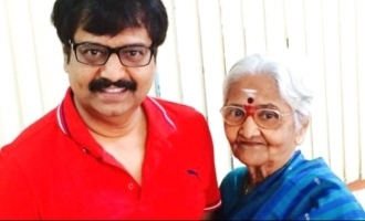 Vivek's mother passes away