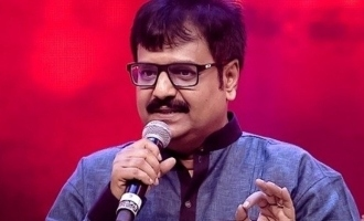 Actor Vivek gets ready for a new role!