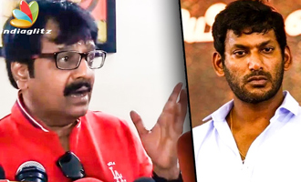 Tamil Cinema Faces a Downfall Because of Few People : Vivek Speech