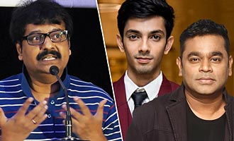 Comedian Vivek Speech about AR Rahman and Anirudh