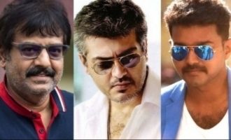 Vivek's strongly worded request to Thala - Thalapathy fans