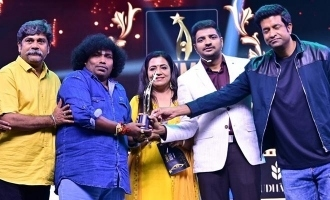 Late actor Vivek's daughter pens an emotional note for SIIMA and Yogi Babu's lovely gesture!