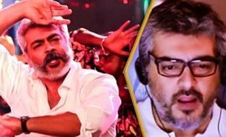 Ajith's Reaction for Adchithooku Song : Lyricist Vivekha Reveals