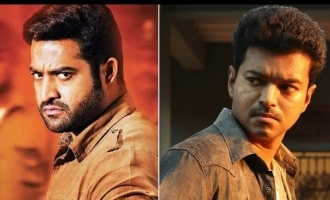 Whoa! Thalapathy Vijay and Jr. NTR's secret talk revealed