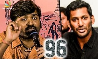 Can't tell some matters outside: Vijay Sethupathi Over 96 Movie release Issue