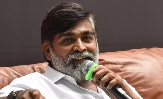 Vijay Sethupathi join hands for a hat trick with National award-winning director - Details