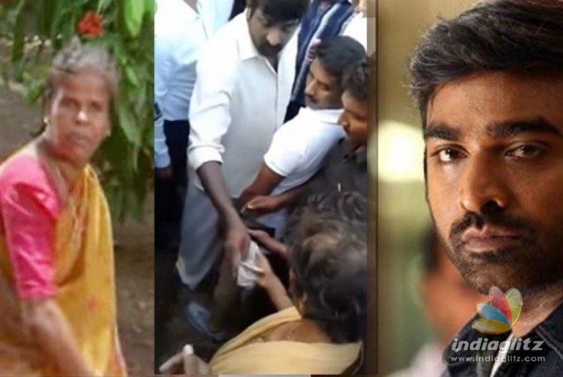 Actress dies tragically after getting help from Vijay Sethupathi