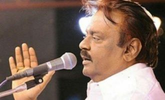 Captain Vijayakanth visits Gaja affected districts and donates highest amount