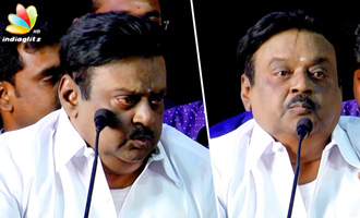 Vijayakanth Speech at Madurai Veeran Audio Launch
