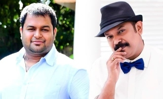 Thaman shares a surprise nostalgic memory with Venkat Prabhu and Charan!