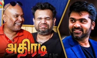 Treat for Simbu Fans Getting Ready : Venkat Prabhu Interview