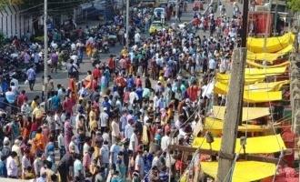 Venkat Prabhu asks question Chennai People