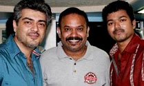 VP on Mankatha2 and Thalathalapathy Projects