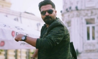 Video of Simbu catching dance steps in seconds from choreographer goes viral