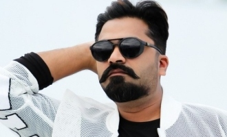 Simbu back to work!