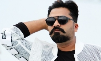 Fans steal milk packets for Simbu