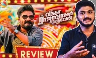 'Vantha Rajavathaan Varuven' Movie Review